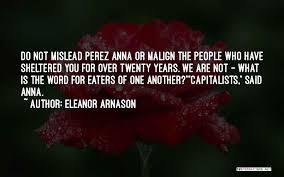 Eleanor Arnason Famous Quotes & Sayings