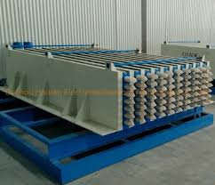 china concrete wall panel mold car for