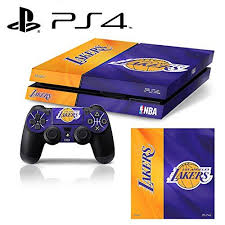 Ps4 Nba 10 Los Angeles Lakers Whole Body Vinyl Skin Sticker Decal Cover For Ps4 Playstation 4 Syste Playstation 4 Ps4 Playstation 4 Playstation Controller