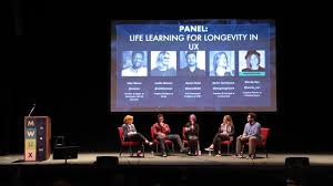 Panel: Life Learning for Longevity in UX on Vimeo