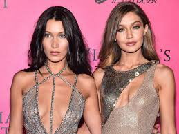 Gigi and Bella Hadid Play the Social-Media Game in Different Fashions