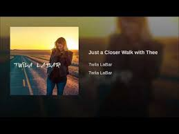 Just a Closer Walk with Thee - YouTube
