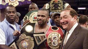 The five most important fights of Roy Jones Jr.'s career ...