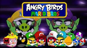 Angry Birds Version Mario Bros - Trailer HD - YouTube