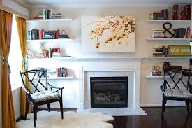 wall galleries floating shelves