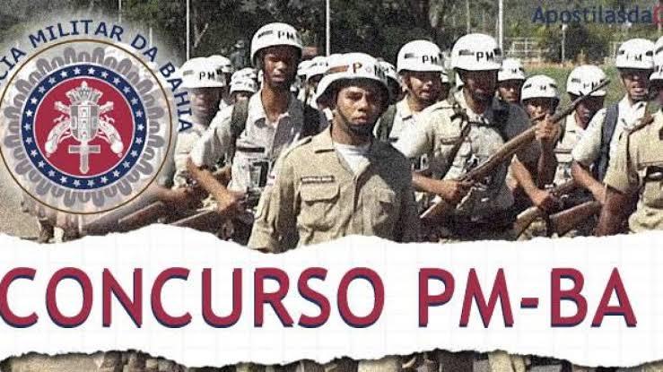 Resultado de imagem para CONCURSO DA PM BA