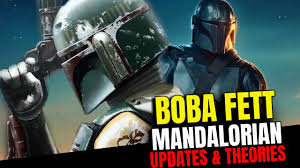 NEW Boba Fett Mandalorian Season 2 News ...