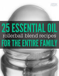 25 essential oil rollerball blends