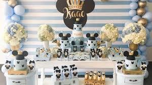 Fiestas De Mickey Mouse Principe Ideas Para Decorar El Cumpleanos