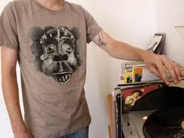 Kutiman - Space Cassava // Short Sleeve T-Shirt   Kutiman