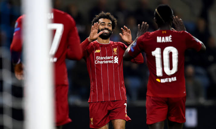 Salah to miss Egypt's matches