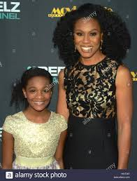 Alena Pitts and Priscilla Shirer arrives at the 24th Annual Stock Photo -  Alamy