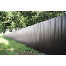 Architectural Privacy Fence Berridge Metal Roof And Wall Panels Sweets