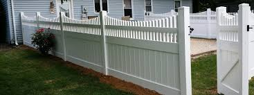 Vinyl Fence Styles Integrous Fences And Decks