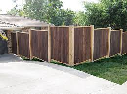 Attractive Wood Fence Panels Home Depot Design Idea And Decor Bamboo Fence Bamboo Garden Fences Bamboo Screening
