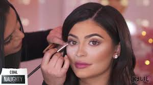 kylie jenner and nice palette