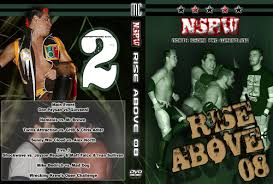 DVD-002 NSPW RISE ABOVE 08