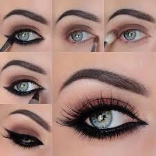 eye makeup tips simple smokey eye