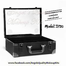 d720 dimmable led makeup kit organizer