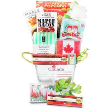 maple goodness canadian gift gourmet