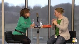 Interview with author Myra MacPherson - YouTube