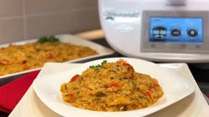 quinoa con verduras thermomix you
