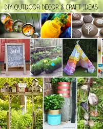 diy outdoor decor and crafts 100