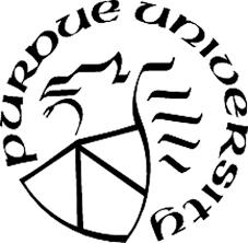 Purdue Univ Graphic Logo Decal Customized Online