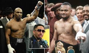 Roy Jones Jr 'rejected £33M to fight Mike Tyson in 2003 because he ...