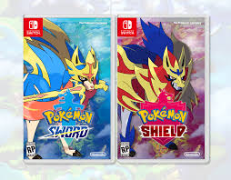 OC] My Attempt at Improving Sword and Shield's Boxart : pokemon