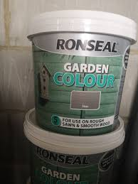Ronseal Garden Fence Paint In Willington For 15 00 For Sale Shpock