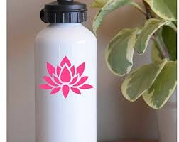 Thermos Decal Etsy