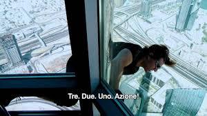 Mission: Impossible - Protocollo Fantasma - Dietro le quinte ...
