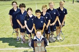 Smashing success as school's tennis team takes back trophy | The Maitland  Mercury | Maitland, NSW