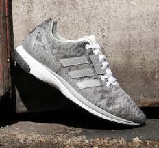 adidas zx flux zero metallic silver