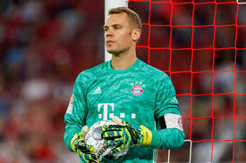 Bayern Munich captain Manuel Neuer remains hungry for success