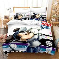 golf sport disney mickey mouse bedding