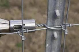 Easy Twist 11 Ga T Post Ties Fencefast Ltd
