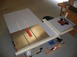 Table Saw Outfeed Table By Td69mustang Lumberjocks Com Woodworking Community