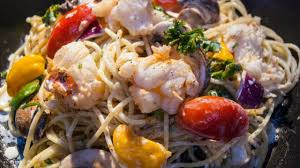 Jamaican Lobster Alfredo - Recipes Jamaica