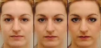 men like women who wear less makeup