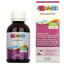 Pediakid Immuno - Fort Pháp tăng cường hệ miễn dịch cho bé từ 6 tháng