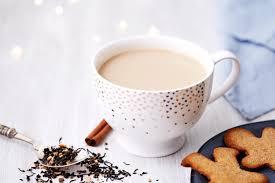 keto chai latte creamy clic
