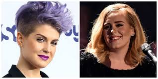Adele and Kelly Osbourne in a Throwback Pic | StyleCaster