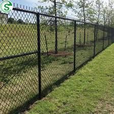 china high quality 7ft boundary wall