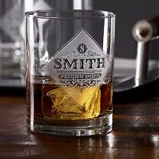 premium spirits whiskey glasses set