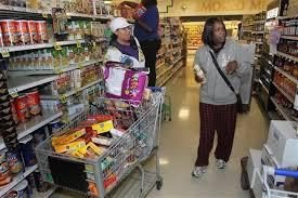 Midnight grocery runs capture economic desperation - cleveland.com