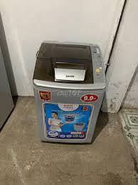 Thanh lý máy giặt sanyo 9 kg và 10kg như hình - 75770362 - Chợ Tốt