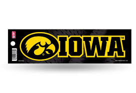 Iowa Hawkeyes Bumper Sticker Officially Licensed Custom Sticker Shop