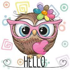 owl glasses stock ilrations 2 372